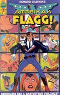 American Flagg (1988 2nd Series) 9