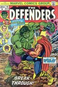 Defenders (1972 1st Series) 10