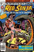 Red Sonja (1977 1st Marvel Series) 8