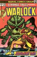 Strange Tales (1951-1976 1st Series) 180