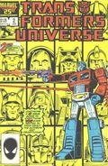 Transformers Universe (1986) 2