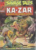 Savage Tales (1971 Magazine) 6