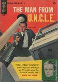 Man from U.N.C.L.E. (1965 Gold Key) 5