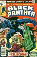 Black Panther (1977 Marvel 1st Series) 4