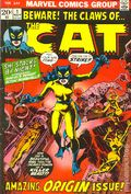 Cat (1972 Marvel) 1