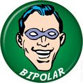 DC Comics Personality Button (2010 Ata-Boy) RIDDLER
