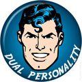 DC Comics Personality Button (2010 Ata-Boy) SUPERMAN