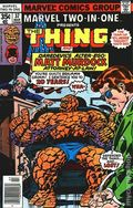 Marvel Two-in-One (1974 1st Series) 37