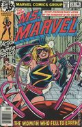 Ms. Marvel (1977 1st Series) 23