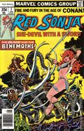 Red Sonja (1977 1st Marvel Series) 7