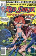 Red Sonja (1977 1st Marvel Series) 11