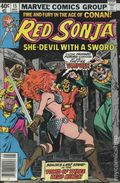 Red Sonja (1977 1st Marvel Series) 15
