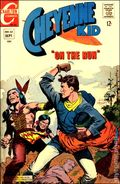 Cheyenne Kid (1958 Charlton) 63