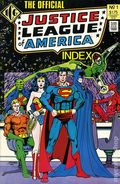 Official Justice League of America Index (1986) 1