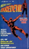Daredevil Collector's Album PB (1967 Lancer Books) 1-1ST