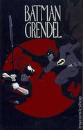 Batman Grendel (1993) Ashcan 1RED