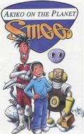 Akiko on The Planet Smoo (1995) Ashcan 0