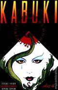 Kabuki Circle of Blood (1995) 4