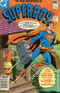 New Adventures of Superboy (1980 DC) 6