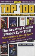 Wizard FCBD (2006) 100 Top Trade Paperbacks of All 2006