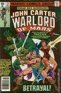 John Carter Warlord of Mars (1977 Marvel) 24