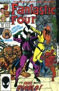 Fantastic Four (1961 1st Series) 307