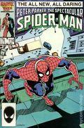 Spectacular Spider-Man (1976 1st Series) 114