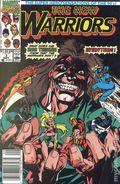 New Warriors (1990 1st Series) 3A