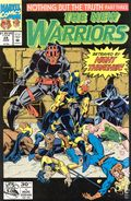 New Warriors (1990 1st Series) 24