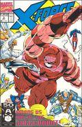 X-Force (1991 1st Series) 3