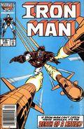 Iron Man (1968 1st Series) 208