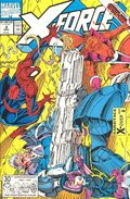 X-Force (1991 1st Series) 4