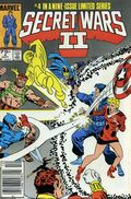 Secret Wars II (1985 Marvel) 4