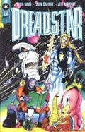 Dreadstar (1986 First) 62