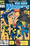 New Warriors (1990 1st Series) 22