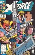 X-Force (1991 1st Series) 22