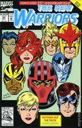 New Warriors (1990 1st Series) 25