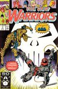 New Warriors (1990 1st Series) 7