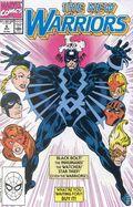 New Warriors (1990 1st Series) 6