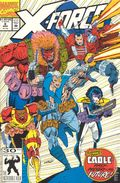 X-Force (1991 1st Series) 8