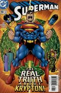 Superman (1987 2nd Series) 166A