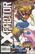 X-Factor (1986 1st Series) 119D
