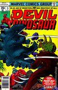 Devil Dinosaur (1978) 3