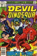 Devil Dinosaur (1978) 4
