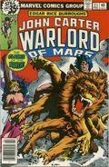 John Carter Warlord of Mars (1977 Marvel) 21