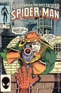 Spectacular Spider-Man (1976 1st Series) 104
