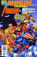 Avengers (1997 3rd Series) Annual 1998A