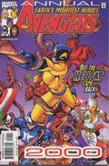 Avengers (1997 3rd Series) Annual 2000