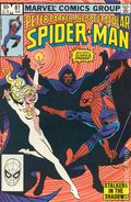 Spectacular Spider-Man (1976 1st Series) 81