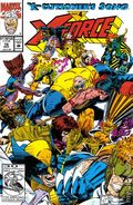 X-Force (1991 1st Series) 16U